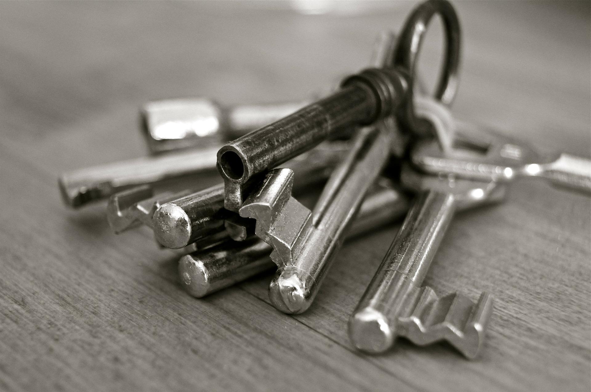 Zweitschlüssel für Vermieter und Mieter